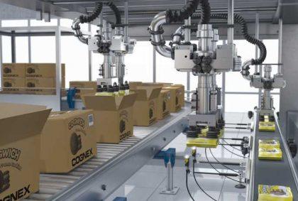 Automation von Verpackungsanlagen