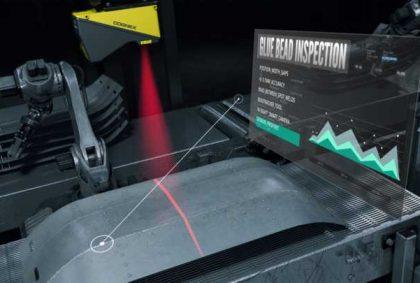 3D-Prüfung von Schweißnähten