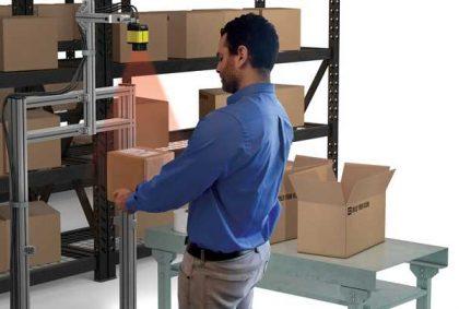 Bildverarbeitung in der Logistik