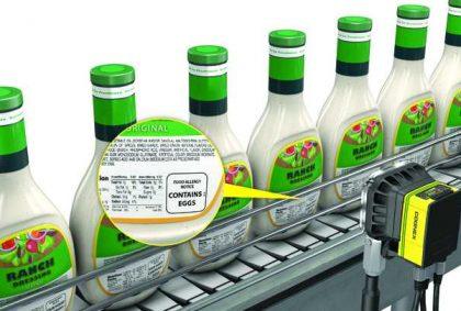Prüfung der Label für Verbrauchsgüter